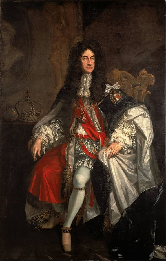 Known as the 'Merry Monarch' Charles II ultimately short-changed his subjects