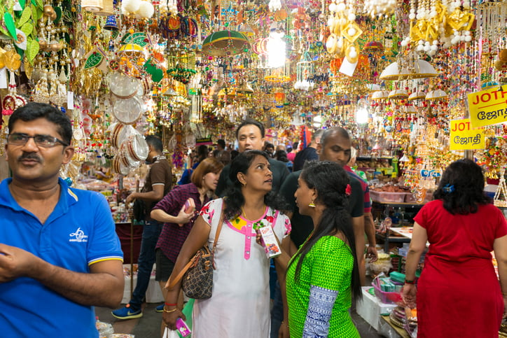 Diwali typically triggers a rise in the gold price