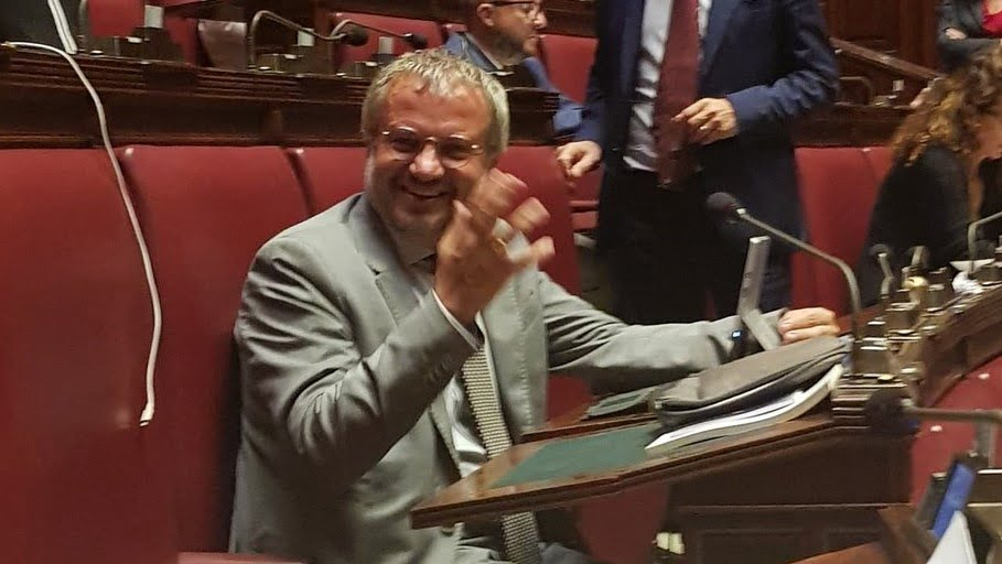 Borghi in the Italian parliament
